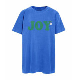 Newtone Tshirt joy flo blue