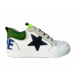 Shoesme Veterschoenen wit