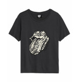 Catwalk Junkie T-shirt ts rolling stones ze grijs
