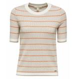 Esprit T-shirt 030ee1i301 ecru