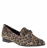 Gosh Dames mocassins leopard