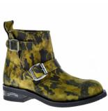 Sendra Westerns boots leger groen