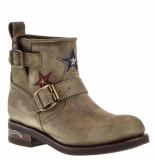 Sendra Western boots naturel