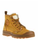 Palladium Boots gevoerd naturen