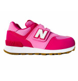 New Balance Sneakers 574 roze