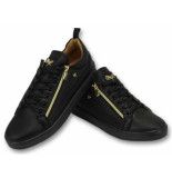 Cash Money Sneaker cmp black gold