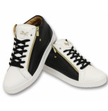 Cash Money Sneaker bee black white gold 2