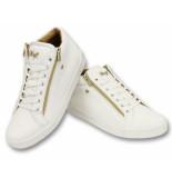 Cash Money Sneaker bee white gold 2