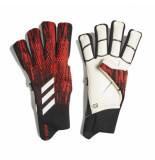 Adidas Keepershandschoenen predator pro fingersave black