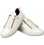 Cash Money Sneaker cmp white gold white