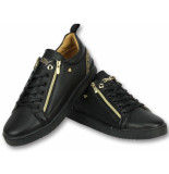 Cash Money Sneaker schoenen cesar full black