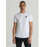 Chasin' 5211400107 lucas t shirt white e10 wit