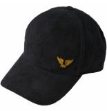 PME Legend Pac197907 9139 cap corduroy black onyx zwart