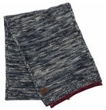 PME Legend Pac196301 5281 scarf cotton blend salute blauw