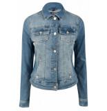 NickJean Gerdien jacket denim blauw