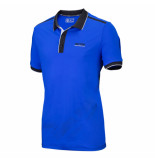 Sjeng Sports Felix men polo felix-n097 blauw
