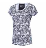 Sjeng Sports Muriel lady t-shirt muriel-w009 wit