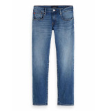Scotch & Soda Tye blauw tale denim