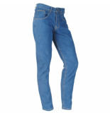 Brams Paris Heren jeans stretch lengte 34 danny light blue blauw