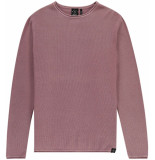 Kultivate Knit pull melvin washed mauve shadows