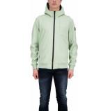 Airforce Softshell jacket spray groen