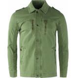 Gabbiano Shirt jacket olive