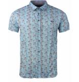 Gabbiano Shirt blue blauw