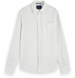 Scotch & Soda Regular fit- classic striped shirt combo e