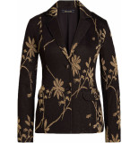 King Louie Eda blazer defile blk