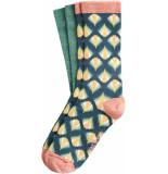 King Louie 2 pack socks namaste dragonfly green