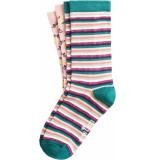 King Louie 2 pack socks savannah granny pink