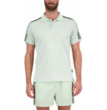 Airforce Tape polo groen
