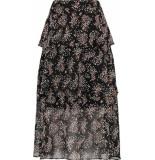 LOFTY MANNER Skirt charissa peach zwart