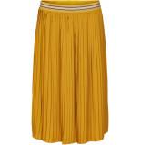 Numph Nualberte skirt yellow geel