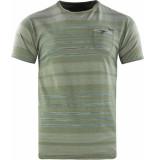 Gabbiano T-shirt olive groen
