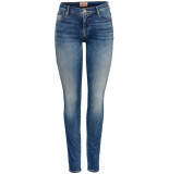 Only Shape life reg skinny jeans denim