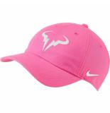 Nike Court aerobill rafa heritage86 tennis hat 850666-679 rood