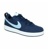 Nike Court borough low 2 pe big kid cd6144-400 blauw