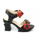 Laura Vita Arcmanceo 03 sandaal zwart
