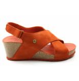 Panama Jack Valeska basics. sandaal