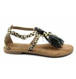 Lazamani 75.707 sandaal beige