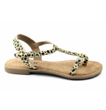 Lazamani 75.501 sandaal beige