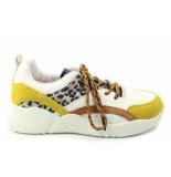 Shoecolate 8.10.06.159.01. sneaker geel