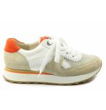 Paul Green 4918. sneaker beige