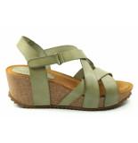 CASARINI 20011 sandaal groen