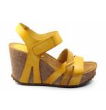 CASARINI 20004. sandaal geel