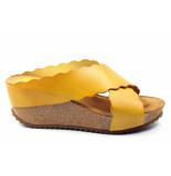 CASARINI 20012. slipper geel
