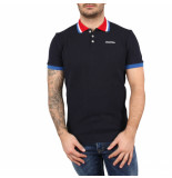 Dsquared2 Polo blauw