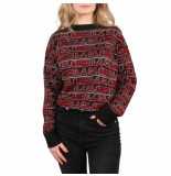 Guess Ursula sweater zwart
