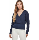 G-Star Xzyph incremis crossover sw wmn l\s blauw